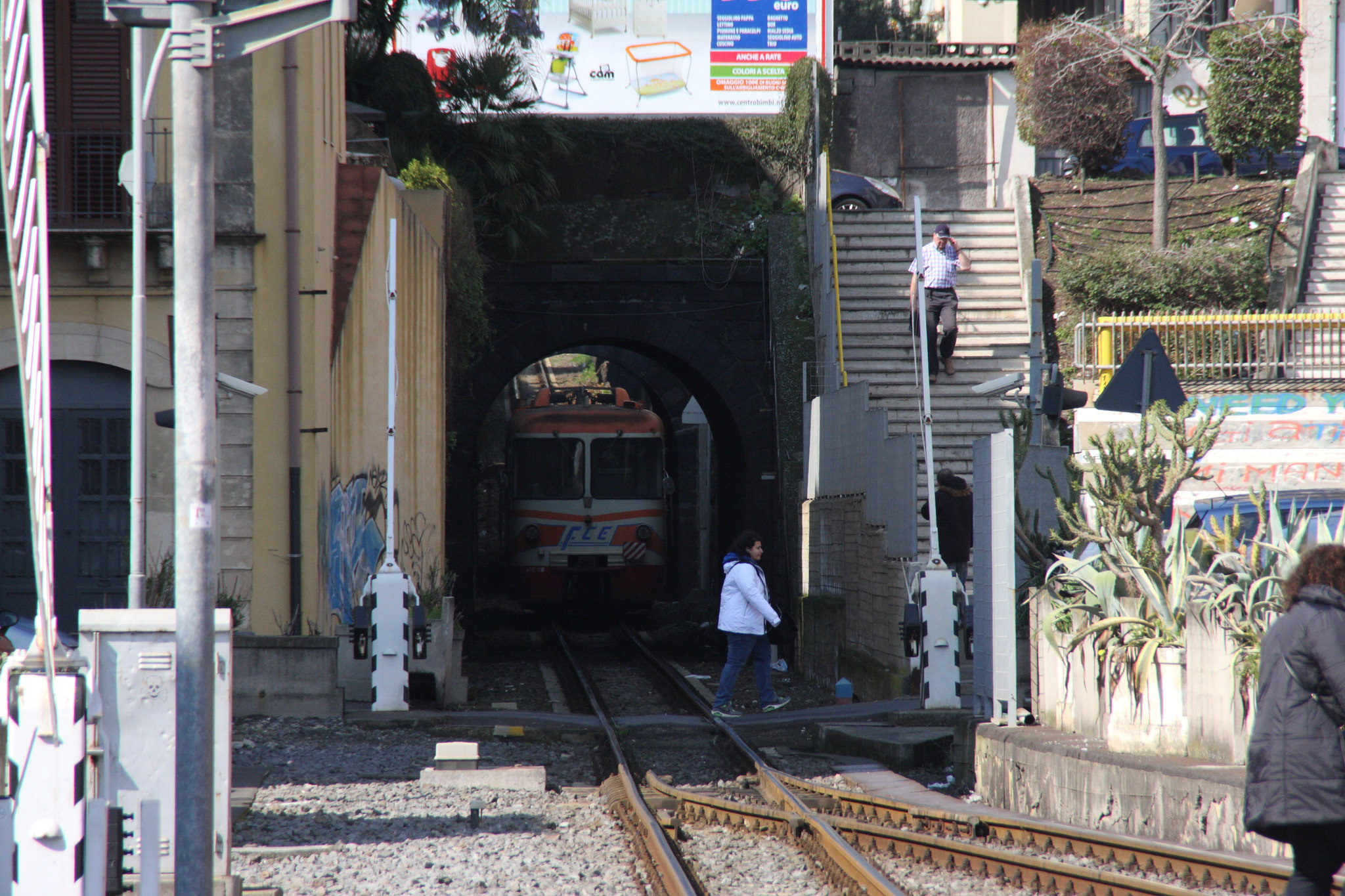 Circumetnea train - Canalicchio, Province of Catania