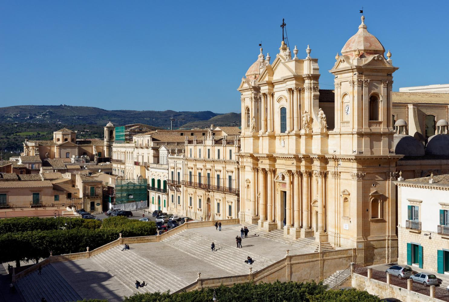 Catedral - Noto, Siracusa